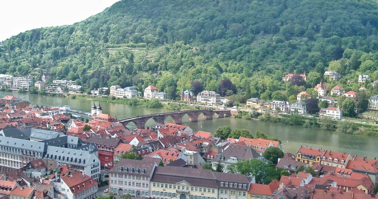 3 Days in…Heidelberg, Germany!